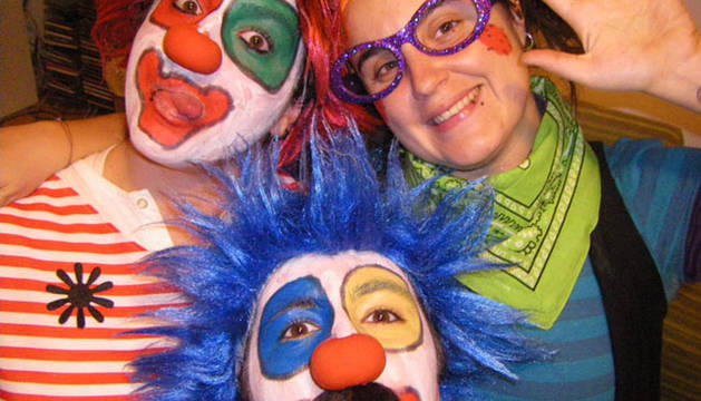 Ganadores del I Concurso de disfraces de Nochevieja en Diariodenavarra.es