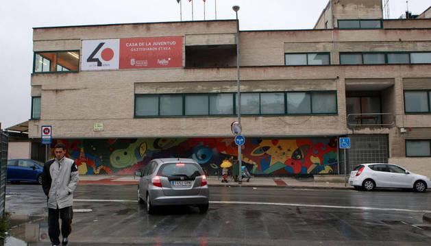 La Casa de la Juventud de Pamplona