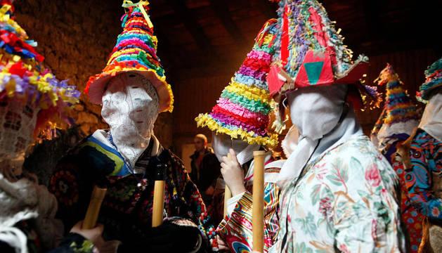 Los carnavales en Lantz