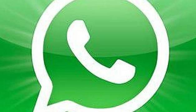 Logo del servicio WhatsApp