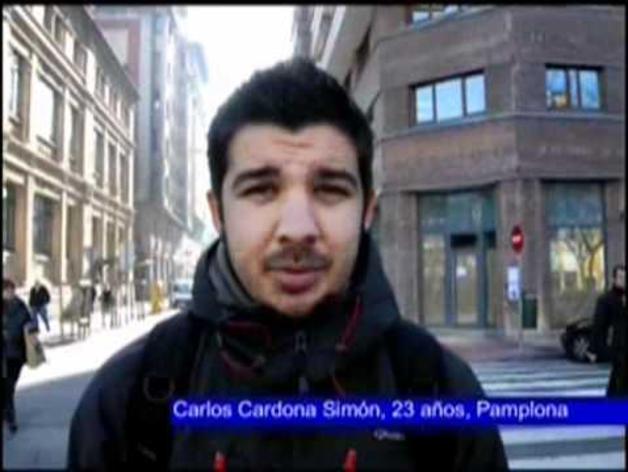 Navarra opina sobre el Madrid-Barcelona
