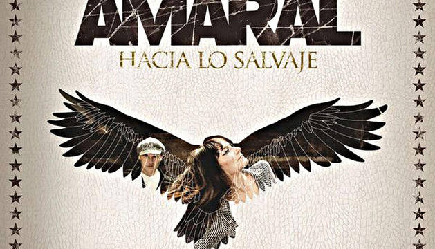 Carátula del disco de Amaral,