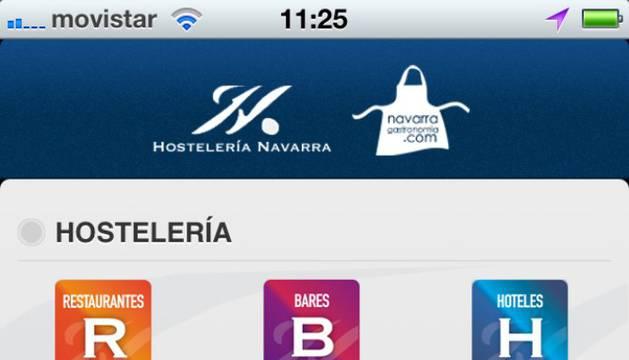 Esta aplicación ofrecerá información sobre más de 900 establecimientos