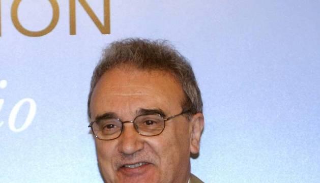 El escritor madrileño Manuel Longares