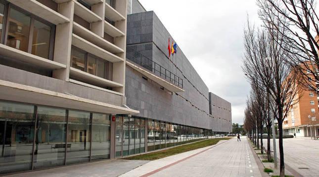 La nueva Biblioteca General de Navarra