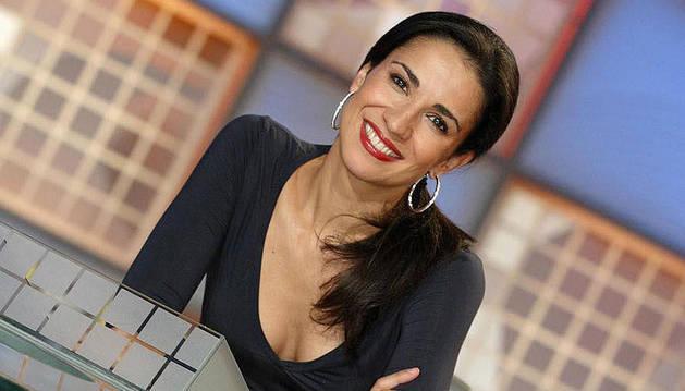 Silvia Jato en una imagen de 2006