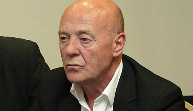 Miguel Ángel Ancízar, militante del PSN