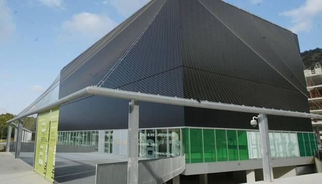 El centro de arte de Huarte
