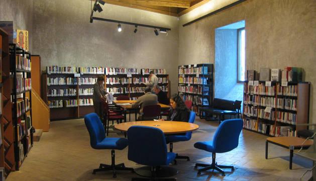 La biblioteca de Condestable