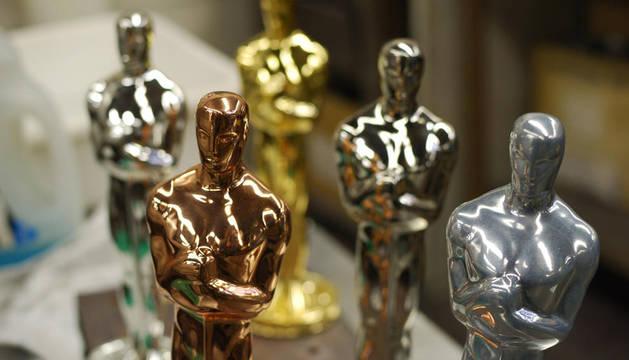 Las estatuillas de los Oscar