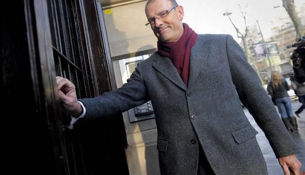 El abogado de Iñaki Urdangarín, Mario Pascual Vives