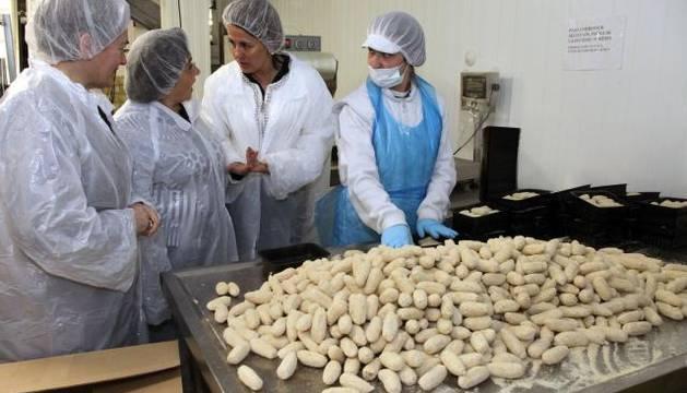 El principal origen de los productos importados por Navarra es Alemania.