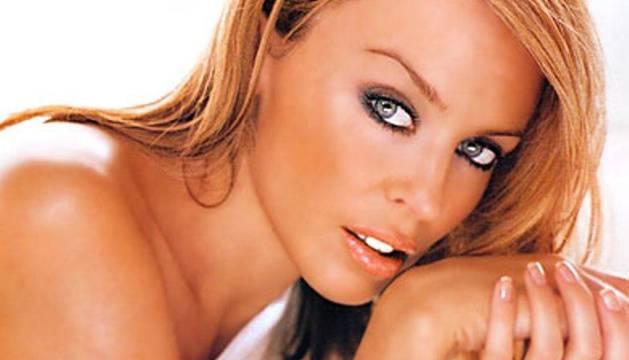 La cantante australiana