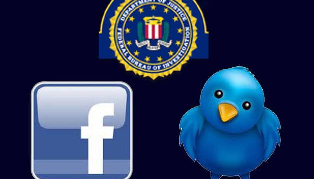 El FBI está tratando de desarrollar un software que pueda escanear la información pública que se comparte en Twitter y Facebook