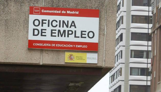En Madrid, en una Oficina de Empleo
