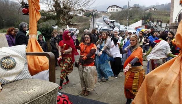 Carnavales en Sunbilla