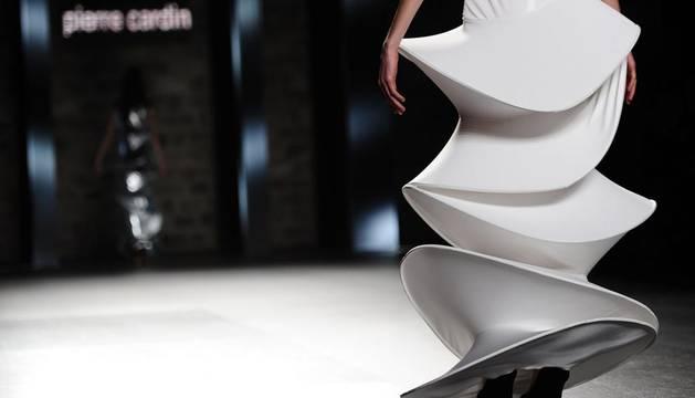Un diseño de Pierre Cardin