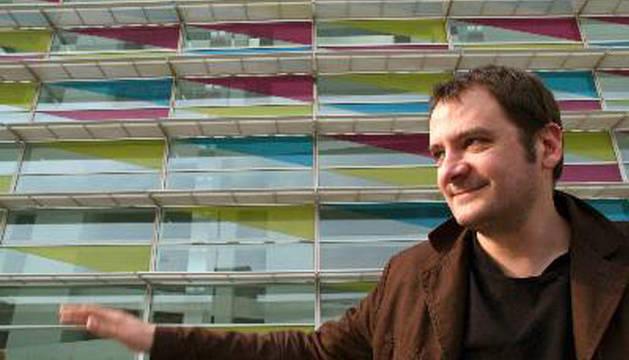 El escritor catalán Francesc Miralles