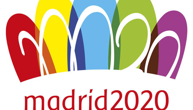 Logotipo candidatura Madrid 2020