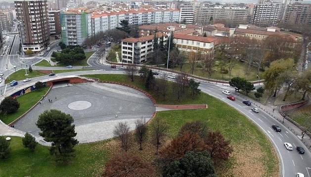 La Casa de la Misericordia en Pamplona