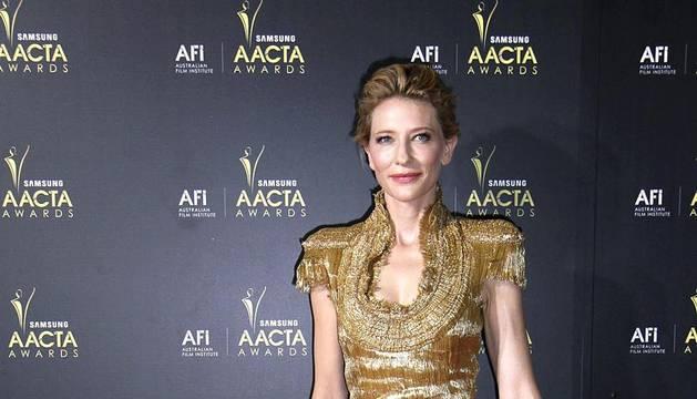 Ceremonia de entrega de los premios de la Academia Australiana de CIne y Televisión (AACTA) en el Teatro de la Ópera de Sídney (Australia). Estos premios, anteriormente llamados premios AFI, reconocen la labor de los profesionales del cine y televisión australianos. EFE
