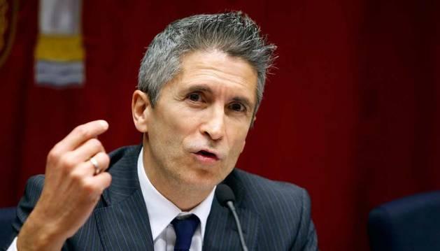 El juez de la Audiencia Nacional Fernando Grande-Marlaska