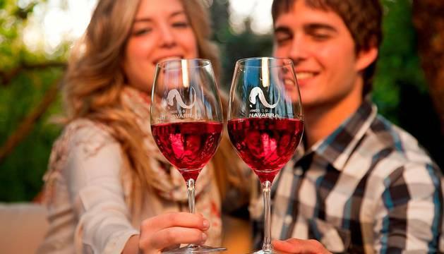Los rosados navarros estarán presentes en el Enofestival de Madrid