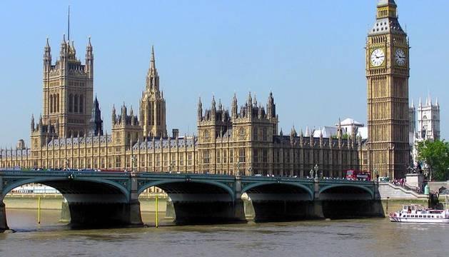 El Parlamento de Londres
