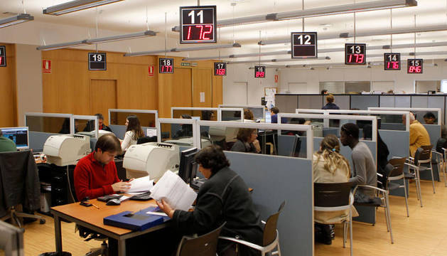 La oficina de hacienda para el irpf se muda a iturrama noticias de navarra en diario de navarra - Oficina de hacienda mas cercana ...