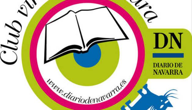 Logo del Club de Lectura de Diario de Navarra