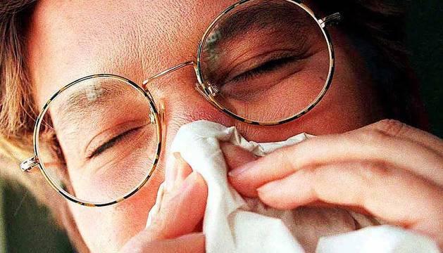 La gripe sigue extendiéndose en Navarra, con 323 casos por 100.000 habitantes