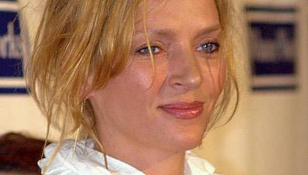 La actriz Uma Thurman