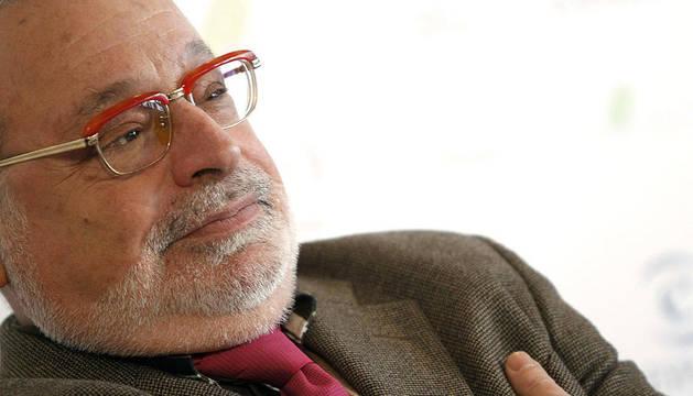 El filósofo y escritor, Fernando Savater