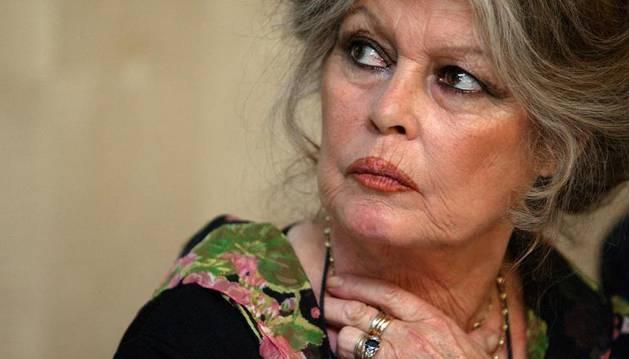 Brigitte Bardot, la exactriz francesa