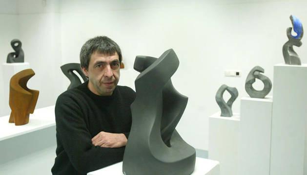 El artista Pablo Juarros