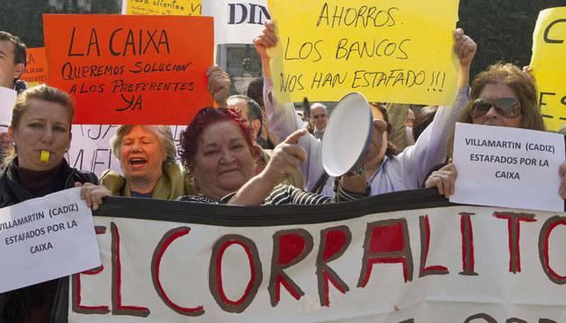 Contra los abusos bancarios, en Sevilla