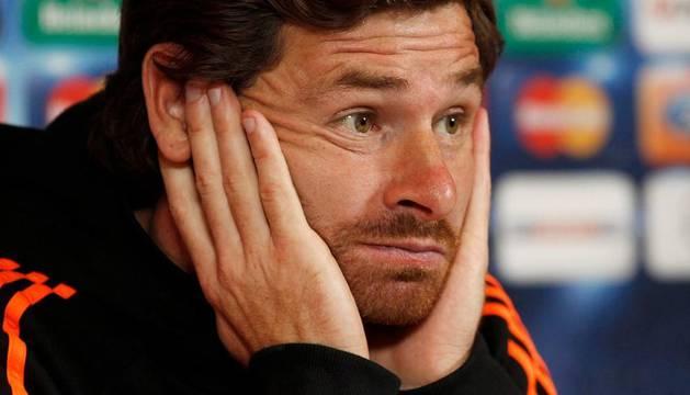 André Villas-Boas ha dejado de ser entrenador del Chelsea