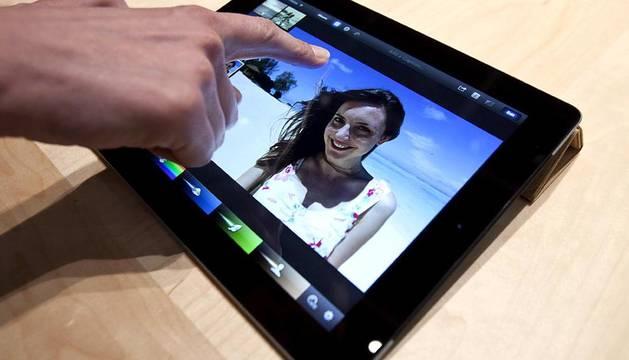 Presentación del nuevo iPad