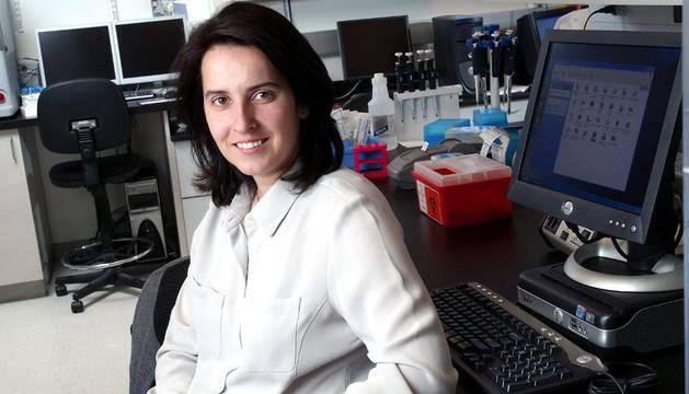 La neurocientífica coruñesa Susana Martínez-Conde