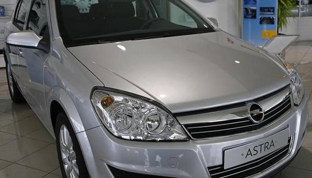 Los modelos más ofertados por los conductores navarros en el mes de febrero son el Opel Astra, el modelo BMW Serie 3 y el Renault Megane.