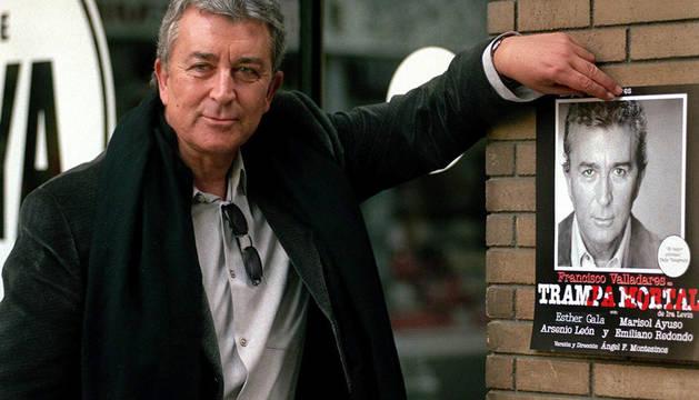 El actor Paco Valladares ha fallecido a los 76 años
