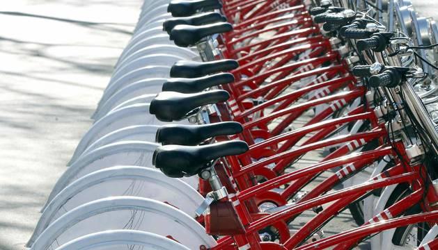 el proyecto que ha recibido el Aval Navarra incluye un servicio de alquiler de bicicletas eléctricas en Bertiz y Arre.