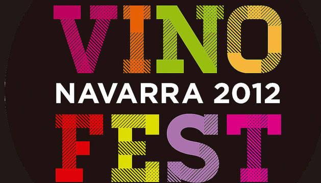 Logotipo de la muestra de la muestra VinoFest 2012