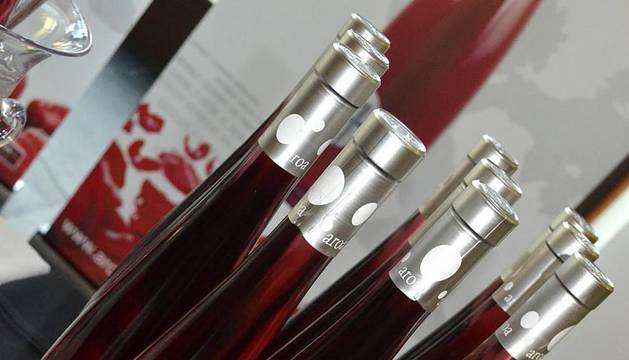 Imágenes de la muestra VinoFest 2012, el evento que da la bienvenida a los nuevos vinos D.O.Navarra