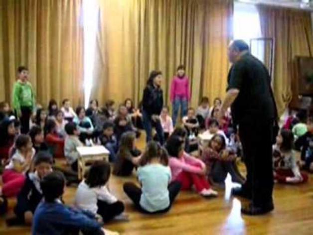 Sorpresa Coro Infantil del Orfeón Pamplonés