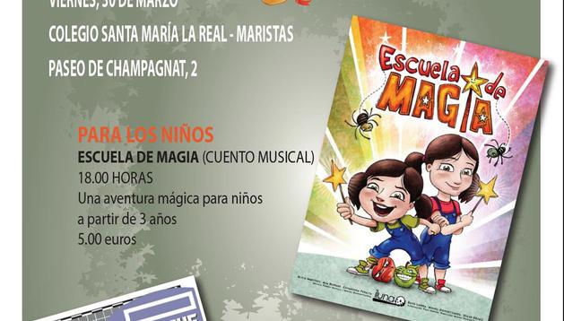Programa d3el Día del Teatro en Sarriguren