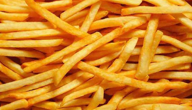 Estudio sobre comida rápida