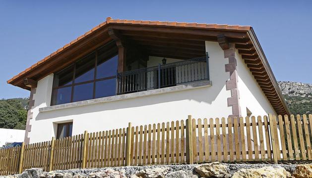 Casa rural de Nazar.