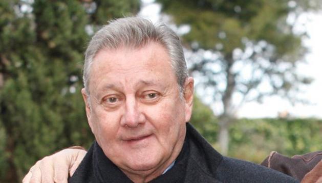 El actor Carlos Larrañaga