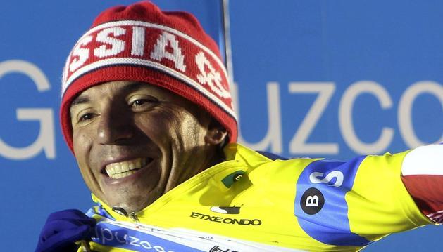 'Purito' Rodríguez quiere mantener su ventaja en la contrarreloj de este sábado, última etapa de la Vuelta al País Vasco
